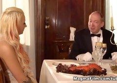 Julie Hunter & Melanie Memphis in The Servants Will Do Anything For Her - MagmaFilm