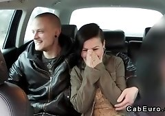 fake taxi couple