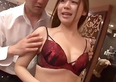Narumi Tsubasa is a babe in need of a great sexual session