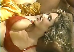 Fabulous pornstar Victoria Paris in exotic vintage, blonde adult scene