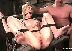 Brandon Iron  Fayth Deluca in Fayth Deluca - SexAndSubmission
