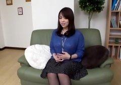 Best Japanese model Satsuki Kirioka, Reiko Nakamori, Maki Hojo in Exotic Big Tits JAV clip