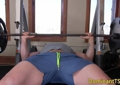 Hunk Shemale Porn