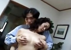 Winsome oriental experienced lady got fucked in interracial XXX video