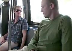 Bus Gay Porn Video