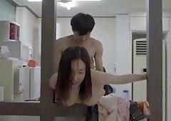 Hanna and Seo Won - Sex in Salon