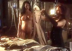 Brunette sex video featuring Jessica Drake, Kayla Carrera and Tory Lane