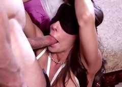 Madison Ivy gets the dick smashing her pussy big time