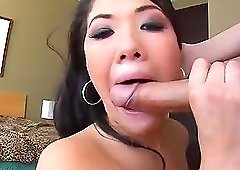 There is nothing better for London Keyes than sucking a dick