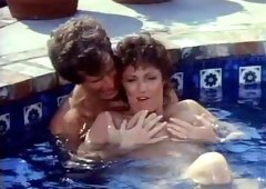 Fabulous latin vintage scene with Becky Savage and Patricia Manning