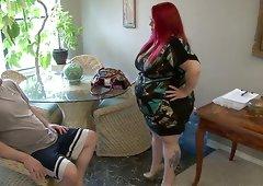 Anal Big Butt BBW Housewives