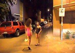 walkers Transsexual in atlanta ga street