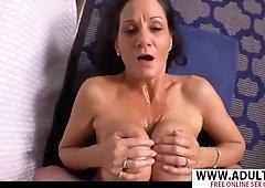 Very Hot GILF Analisa POV