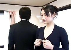 Fabulous Japanese model Azumi Mizushima in Crazy Cunnilingus, Compilation JAV movie