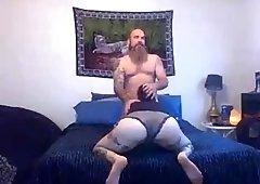 Huge ass amateur brunette hardcore fucking encounter