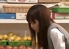Amazing Japanese girl in Incredible Masturbation/Onanii, Public JAV clip