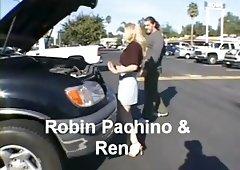 Robin Pachino 50+ Backdoor mature mom