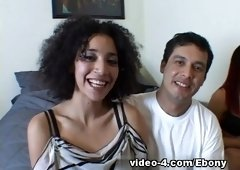 CreampieEbony Video: Sunshine Star