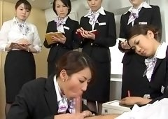 Naughty Japanese ladies fulfill their need for hard meat