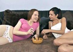 Marissa Mendoza and Fay