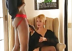 Young Rebecca ruined by big black cock