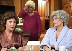 Luna Azul In This Ain't The Golden Girls XXX