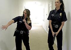 Women Cop Porn
