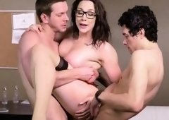 Naughty Professor Chanel Preston Gets Impaled