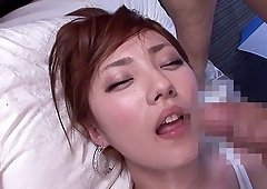 Tsubasa Amami is a chick in a swimsuit who wants to ride a boner