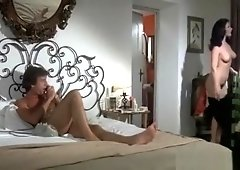 Edwige Fenech desnuda! (La Juez)