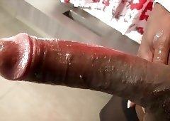 Big Black Cock Shemale Porn