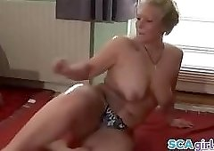 Dansk milf porno video