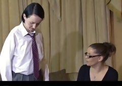 Incredible homemade Slave, Spanking adult clip