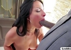 Anissa Kate gets destroyed her cute ass