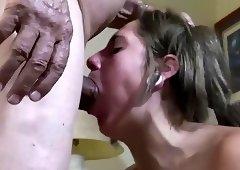 Grandpa fuck girl