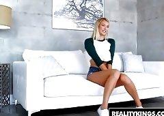 RealityKings - Teens Love Huge Cocks - Challenge The Dick