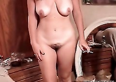 Big tits amateur models titties and bends over