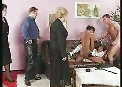 CASSIE: Granny mature orgy by snahbrandy