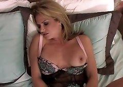 Exotic Blonde, Anal xxx scene